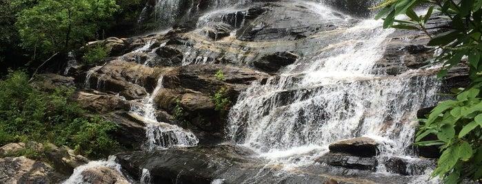 Glen Falls is one of Road Trip.