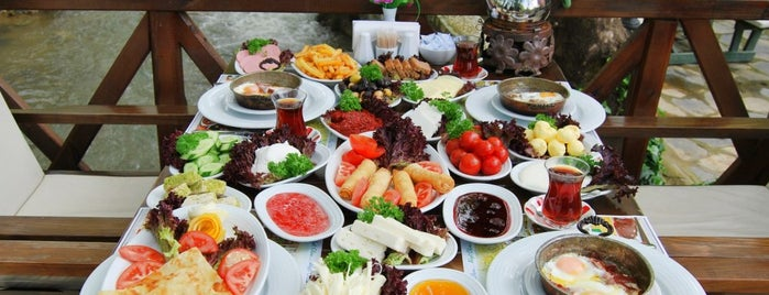 Dere Bahçe Restaurant is one of The 20 best value restaurants in Bursa.