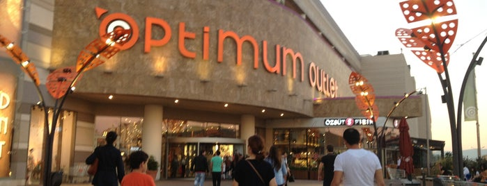 Optimum is one of ALIŞVERİŞ MERKEZLERİ / Shopping Center.