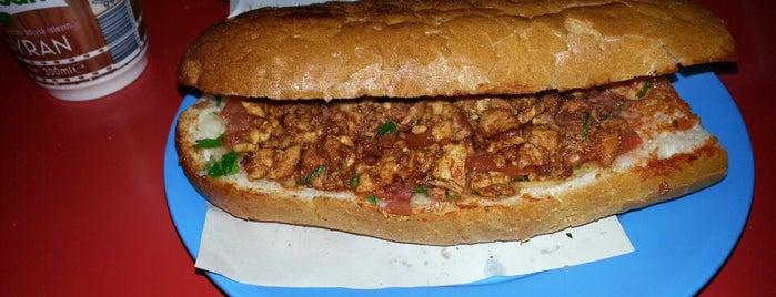 Sıla Mersin Tantuni 1 is one of istanbulda arka sokak lezzetleri.