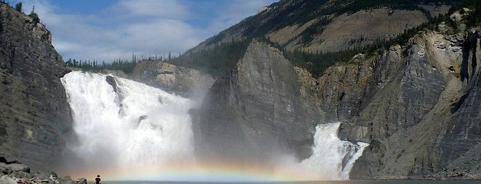 24. Nahanni National Park Reserve is one of UNESCO World Heritage Sites.