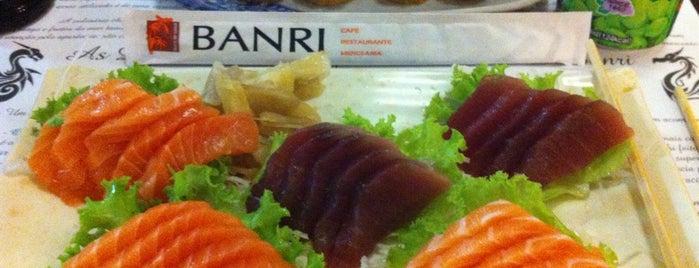Banri - Taste of China is one of Restaurantes no centro (ou quase).