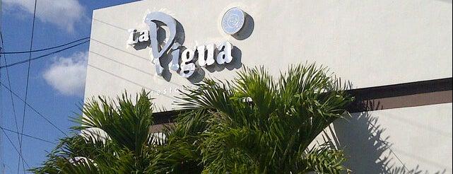 La Pigua is one of Los Mejores Restaurantes De Mérida.