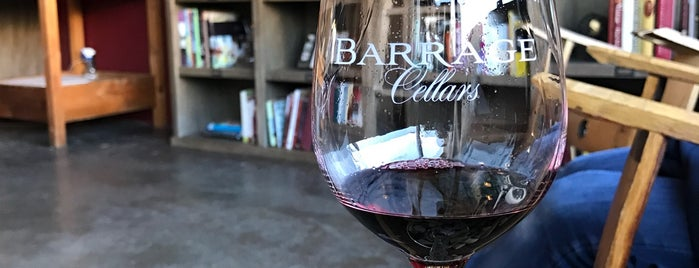 Barrage Cellars is one of Must-visit Nightlife Spots in Woodinville.