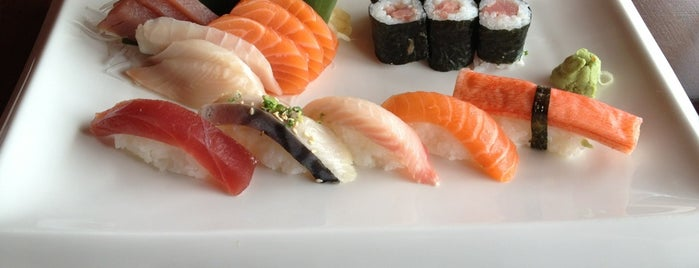 Sakana Japanese Sushi & Steakhouse is one of Boise.
