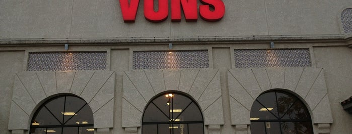 Vons is one of Hacienda Heights Area.