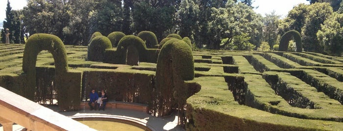 Parc del Laberint d'Horta is one of To-Do list: Barcelona.