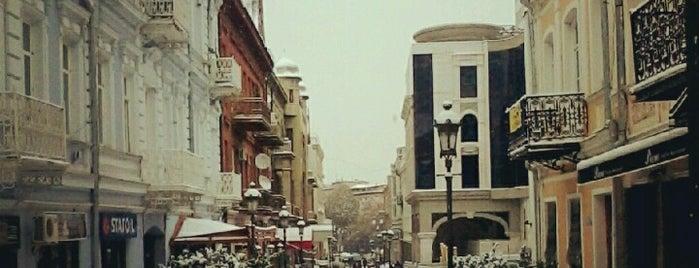 Tabidze Street | ტაბიძის ქუჩა is one of Streets.