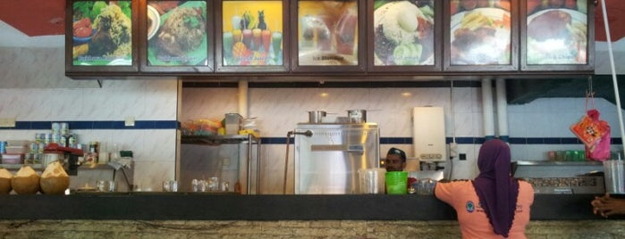 Syed Bistro is one of Top picks for Indian Restaurants.