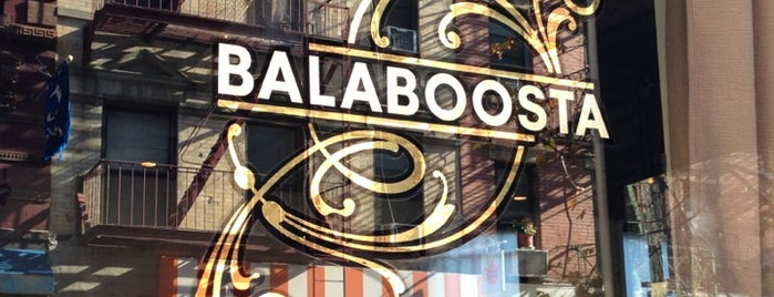 Balaboosta is one of NYC ONCE AGAIN.