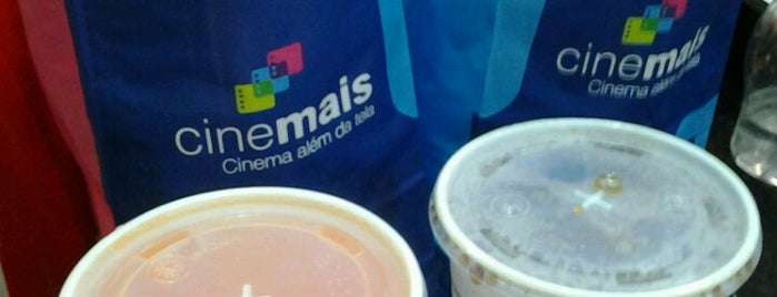 Cinemais is one of Guide to Patos de Minas's best spots.