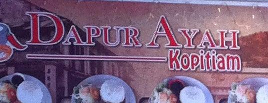 Dapur Ayah Kopitiam is one of @Sabah, Malaysia.