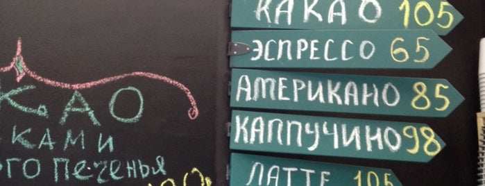 Кофеварим is one of My Piter: Food.