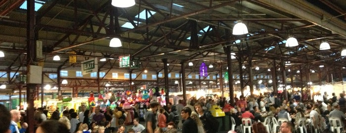 The Night Market is one of Melbourne.