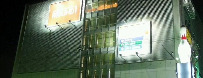 ラウンドワン 大東店 is one of 関西のゲームセンター.