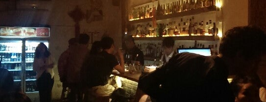 Mai Bar 麦酒吧 is one of Hutong Hideaways.