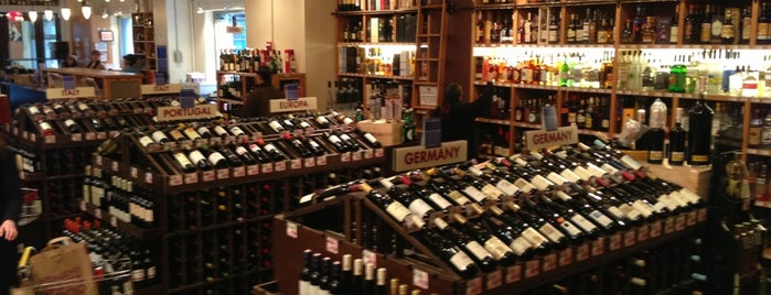Union Square Wines & Spirits is one of Imbibe.