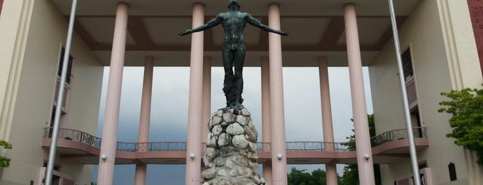 University of the Philippines (UP) is one of Mabuhay ♥.
