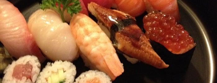 Sushi Bar Yamasaki is one of Bern.
