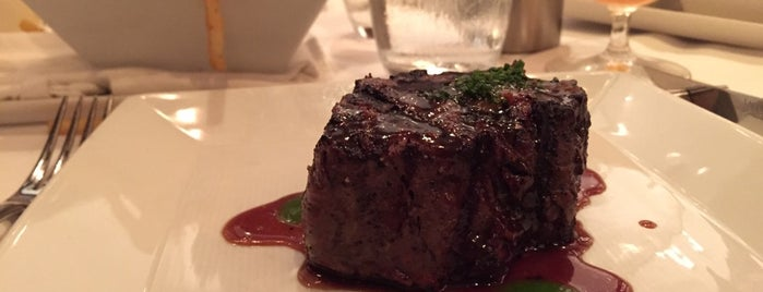 Alexander's Steakhouse is one of SF.