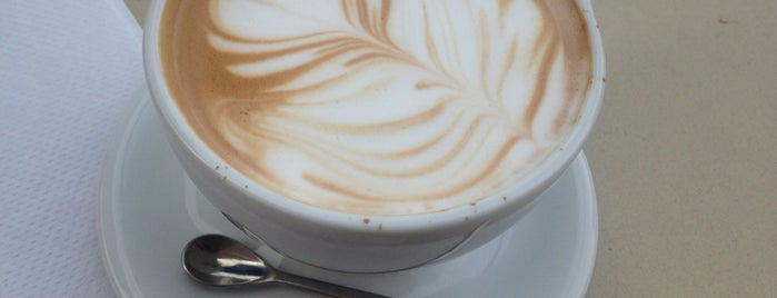 Intelligentsia Coffee & Tea is one of GOOD COFFEE.