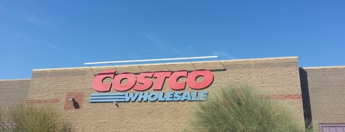 Costco Wholesale is one of Faves.