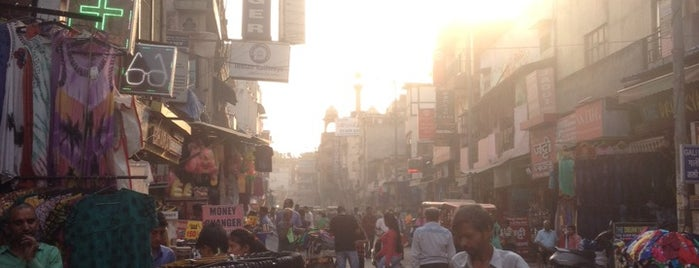 Paharganj is one of India places to visit.