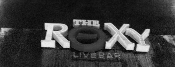 The Roxy Live! is one of Noche BAIRES.