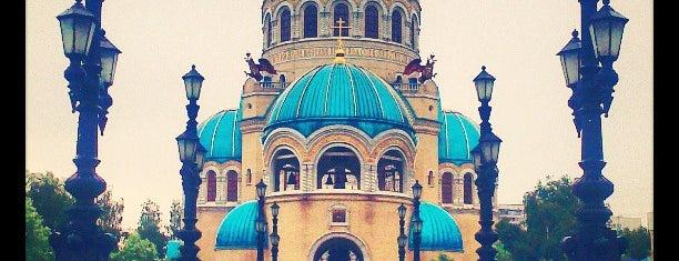 Храм Живоначальной Троицы на Борисовских прудах is one of Moskova 1.