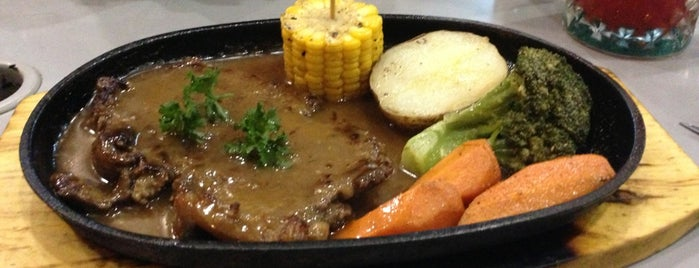 Station 21 Steak House is one of Must-visit Food in Kuala Lumpur.