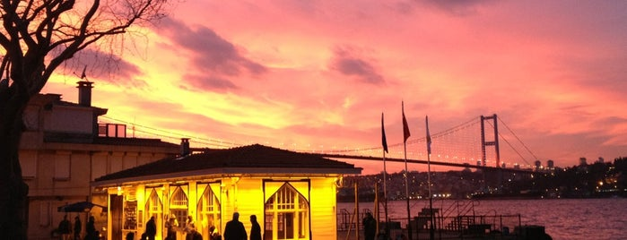Delfino Cafe & Restaurant is one of Istanbul 💛.
