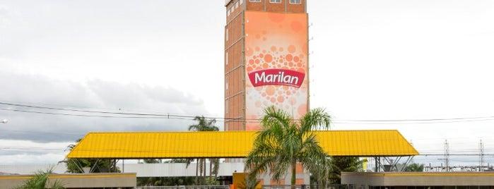 Marilan Alimentos S/A is one of Locais amigos.
