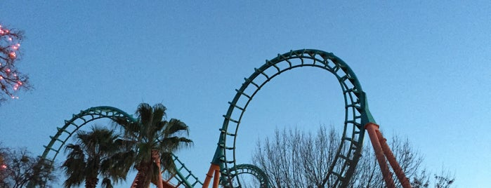 Boomerang:Coast to Coaster is one of Roller Coaster Mania.