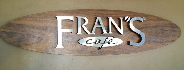 Fran's Café is one of Não se iluda.