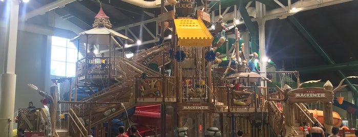 Great Wolf Lodge is one of Attractions to Visit.