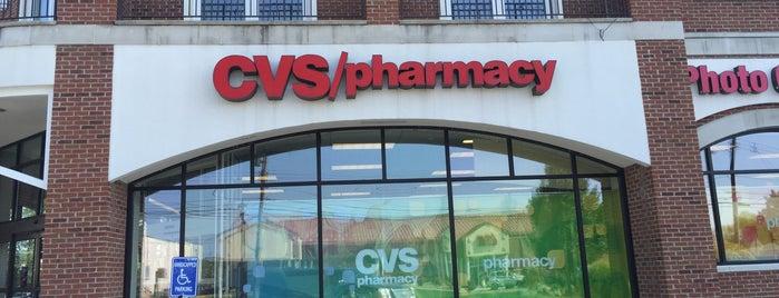 CVS/pharmacy is one of Miami U.