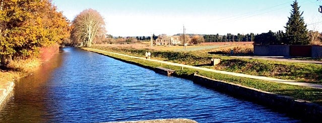 Port du Fresquel is one of Canal du Midi.