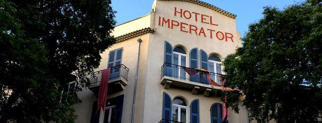 Hôtel IMPERATOR**** is one of Escapade à Nîmes.