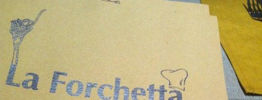 La Forchetta is one of Рестораны итальянской кухни.