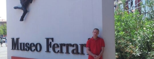 Museo Ferrari is one of Italy.