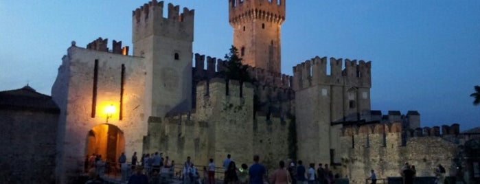 Castello di Sirmione is one of Italy.
