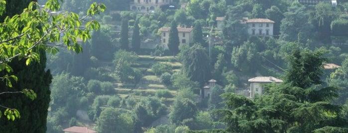 Bergamo Città Alta is one of Italy.