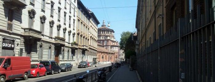 Santa Maria delle Grazie is one of Italy.