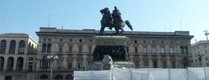 Monumento A Vittorio Emanuele II is one of Italy.