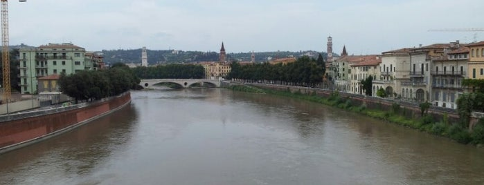 Ponte Scaligero is one of Italy.