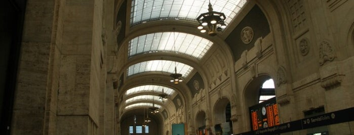 Milano Centrale Railway Station is one of Italy.