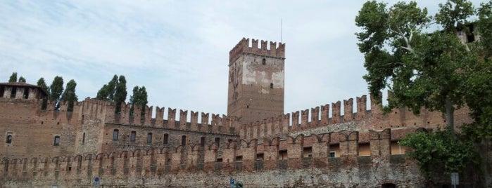 Castelvecchio is one of Italy.