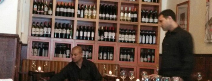 Gennaro Restaurant is one of NYC.