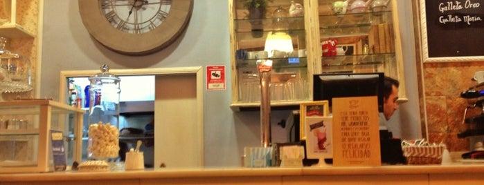 Antique Cafe is one of Cafeteo con encanto en Valencia.