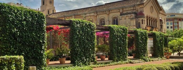 Valencia for Jardin hesperides